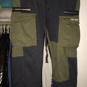 Neighborhood Pants - NEIGHBORHOOD cargo pants military